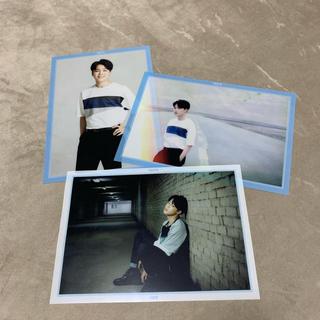防弾少年団(BTS) - BTS YOUTHミニクリアポスター JIMIN