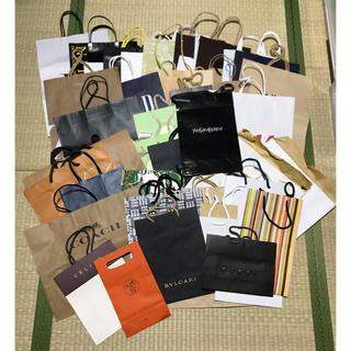 DIESEL - ショッパー ショップ袋 紙袋 まとめ売り 70枚