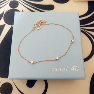 canal4℃ - canal4°C ブレスレット 美品✨