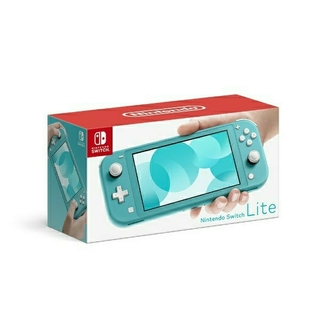 Nintendo Switch - 【新品・未開封】Nintendo Switch  Lite ターコイズ