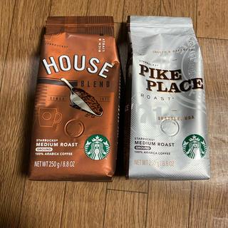 スターバックスコーヒー(Starbucks Coffee)のスタバ コーヒー豆(コーヒー)