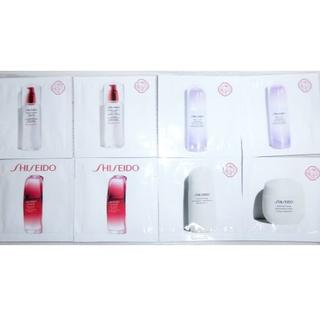 シセイドウ(SHISEIDO (資生堂))の資生堂 サンプル 試供品 化粧水 ホワイトルーセント 美白美容液 乳液 クリーム(サンプル/トライアルキット)