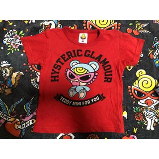 HYSTERIC MINI - 16.テディTシャツ
