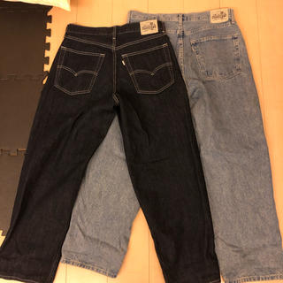 Levi's - levi's silver tab baggy