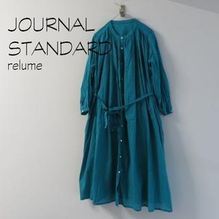 JOURNAL STANDARD - 新品 JOURNAL STANDARD ガーゼ ワンピース