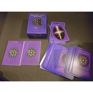 秋山峰男 lnspirational  Mandala Oracle Cards