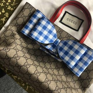 Gucci - GUCCI グッチ チルドレン キッズ バッグ