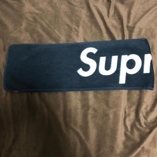 Supreme - Supreme フリースマフラー