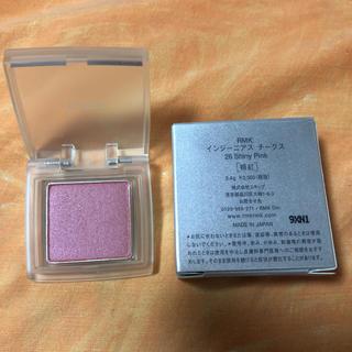アールエムケー(RMK)のRMK インジーニアス チークス 26 shiny pink(チーク/フェイスブラシ)