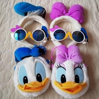 Disney - ディズニーリゾート ドナルド&デイジー6点セット