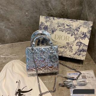 Dior - DIOR ショルダーバッグ ハンドバッグ 可愛い
