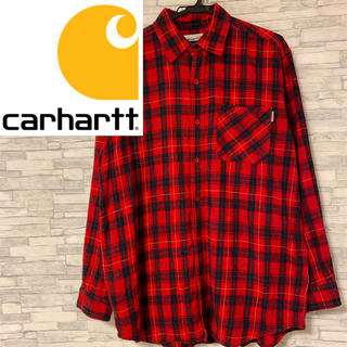 カーハート(carhartt)のカーハート ネルシャツ(シャツ)