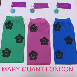 MARY QUANT - 【新品未使用・送料込】マリークワント 靴下3足セット