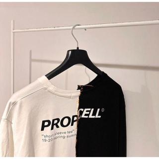 Balenciaga - Propcell POPUP限定 remake tee