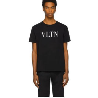 VALENTINO - valentino ロゴtシャツ