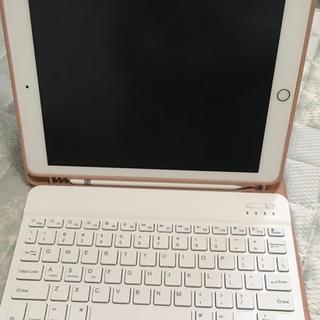 iPad - iPad代6世代 Apple pencil キーボード付属
