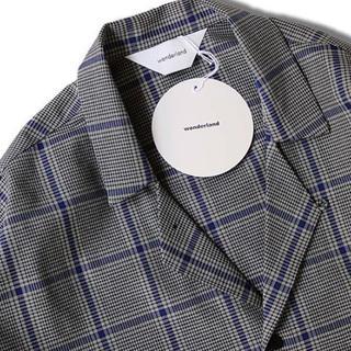 Jieda - wonderland オープンカラーシャツ