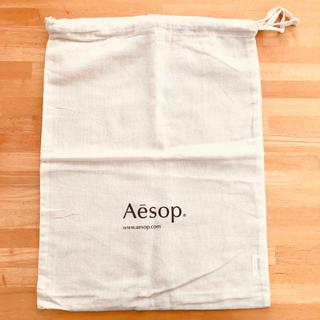Aesop - Aesop イソップ  ショップ袋 巾着 大きいサイズ