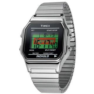 Supreme - Supreme Timex Digital Watch Silver 時計