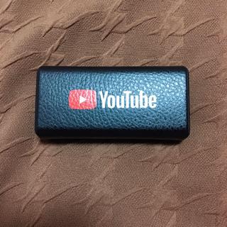 【値下げ】YouTubeクリエイターキャンプ特典 ロゴ入りモバイルバッテリー