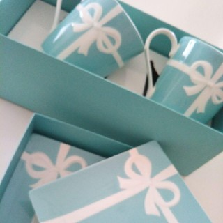 Tiffany & Co. - TIFFANYブルーリボン4点セット