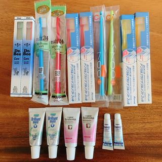 歯ブラシ 6本セット