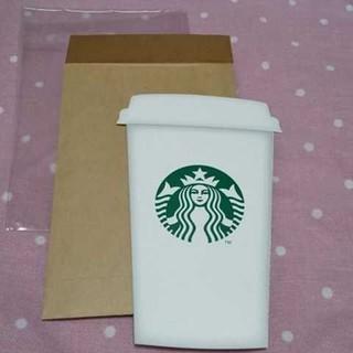 スターバックスコーヒー(Starbucks Coffee)のスタバのメッセージカード茶封筒付き(カード/レター/ラッピング)