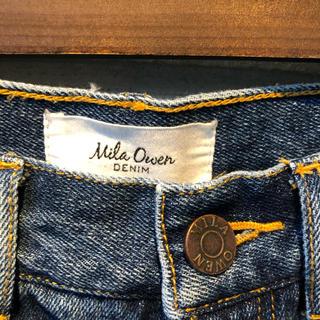ミラオーウェン(Mila Owen)のミラオーウェン デニムショートパンツ(ショートパンツ)