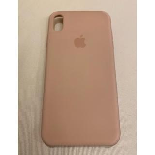 アップル(Apple)のApple Store iPhone xsmax 純正ケース (iPhoneケース)