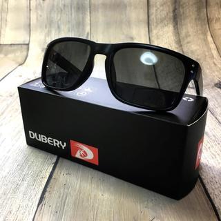 偏光レンズ UV400 マットブラック/ブラックミラー