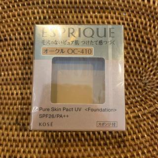ESPRIQUE - エスプリーク オークル410