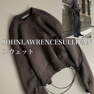 JOHN LAWRENCE SULLIVAN - JOHNLAWRENCESULLIVAN スウェット