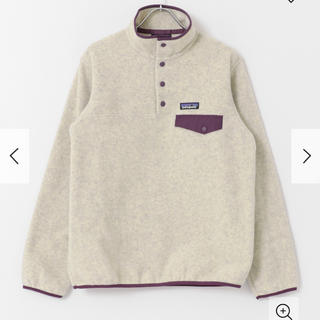 patagonia - 新品patagonia Ws LW Synch Snap-T Pullover