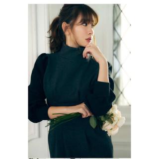 エーケービーフォーティーエイト(AKB48)のHer lip to Two-tone Relax Midi Dress 新品(ひざ丈ワンピース)