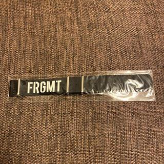 FRAGMENT NATO TYPE STRAP ブラック 22mm