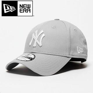 NEW ERA - ニューエラ キャップ NY ヤンキース グレー
