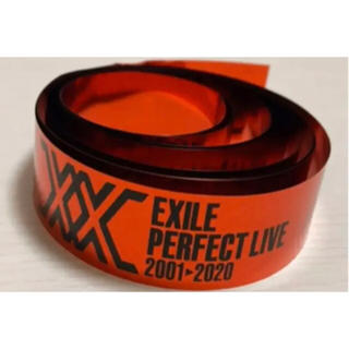 EXILE - EXILE  LIVE銀テープ  ノーカット  2月11日名古屋最終公演日