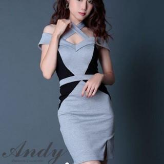 アンディ(Andy)のアンディ Andy キャバ ドレス(ミニドレス)