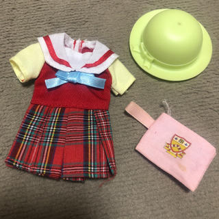 Takara Tomy - リカちゃん ジェニー 制服① セーラー服 お洋服 ドレス ワンピース ブライス