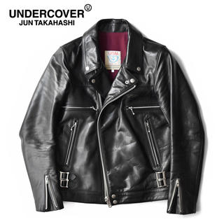 UNDERCOVER - UNDERCOVER(アンダーカバー) ライダースジャケット 1 UCA4201