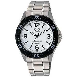 文字盤色-ホワイト[シチズン キューアンドキュー]CITIZEN Q&Q 腕時計