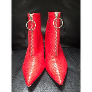イエローブーツ(Yellow boots)のdolls kill ショートブーツ(ブーツ)