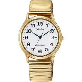 [シチズン Q&Q] 腕時計 Falcon ファルコン D014-004 メンズ