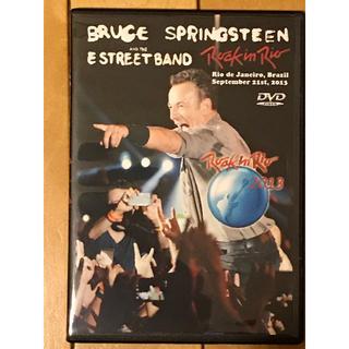 ブルース・スプリングスティーン  LIVE DVD