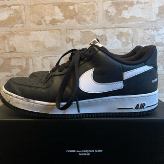 Supreme - Supreme CDG Nike Air Force 1 Low