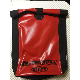 【OLTRLIEB waterproof messengerbags】RED