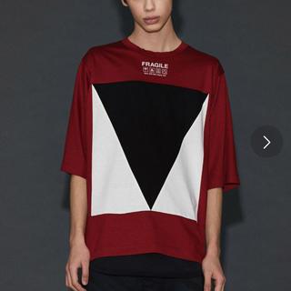 シャリーフ(SHAREEF)のSHAREEF FRAGILE Tシャツ(Tシャツ/カットソー(半袖/袖なし))
