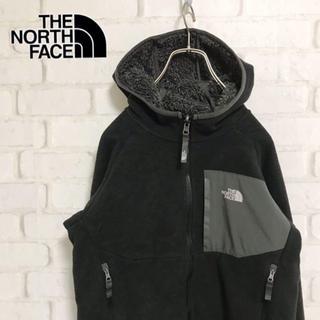 THE NORTH FACE - 【人気】ノースフェイス フリース フルジップ フード付き