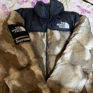 Supreme - Supreme×THE NORTH FACE Fur Print Nuptse