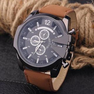 ディーゼル(DIESEL)の限定 VV6のメンズ クロノグラフ時計     GSX ウェンガー ディーゼル(腕時計(アナログ))